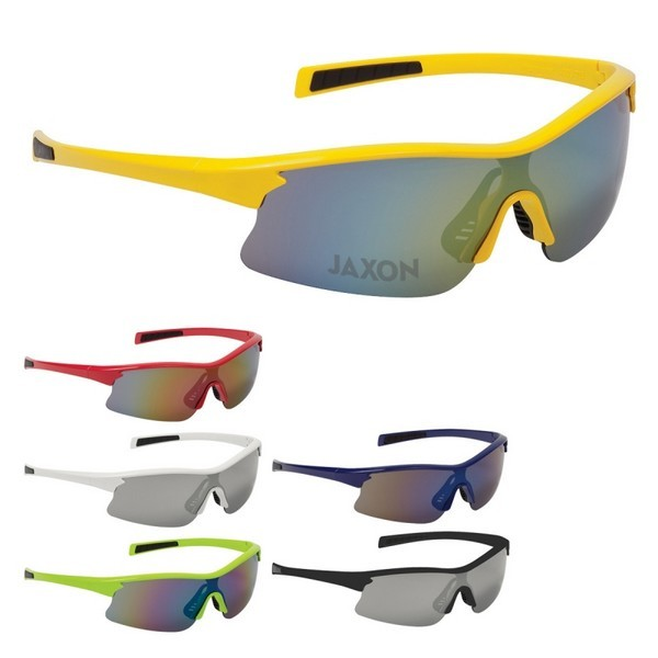 GH6206 SPORT Mirrored SUNGLASSES With Custom Imprint