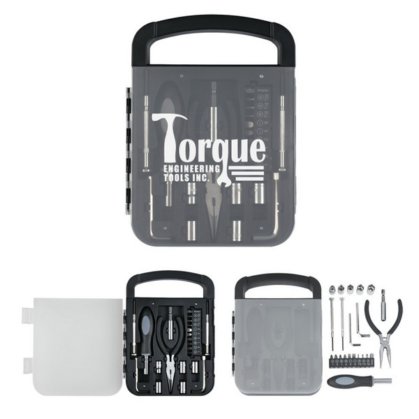 HH7231 Deluxe Tool Set With PLIERS And Custom Imprint