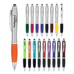 SH996 Satin Stylus Pen With Custom Imprint