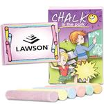 S5594X 12 Pack Chalk with custom imprint