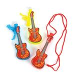 BUGUITA Guitar Bubble Necklace