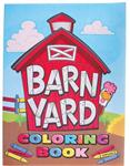 SR09684 Barnyard Coloring Book