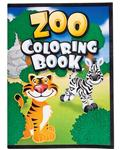 SR98322 Zoo Animal Coloring Book