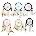 DC304 Dream Catcher Wind Chime 6 asst