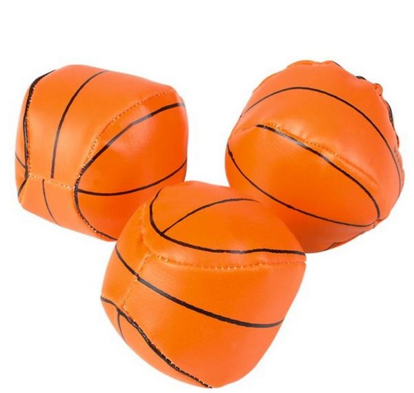 Basketball Squishy : TR36416 2 Soft Stuffed Basketball