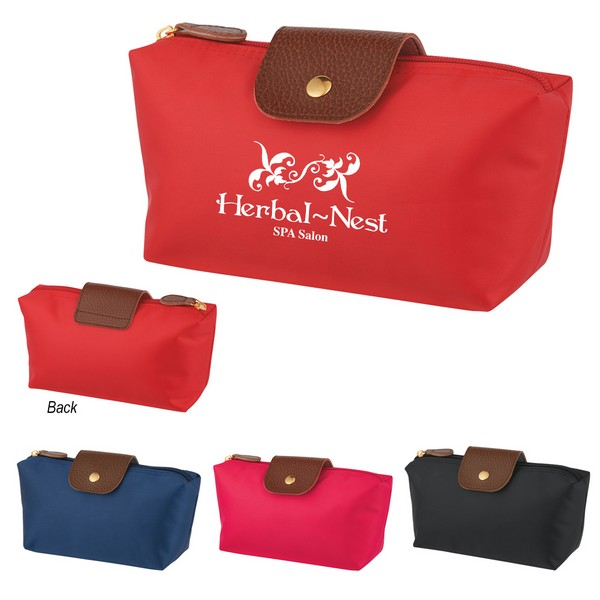 JH9457 COSMETIC Vanity Bag With Custom Imprint