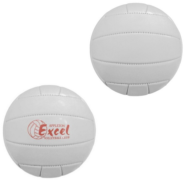 ''TGB26018 Full Size Synthetic Leather VOLLEYBALLs 26'''' Circumference Wit''