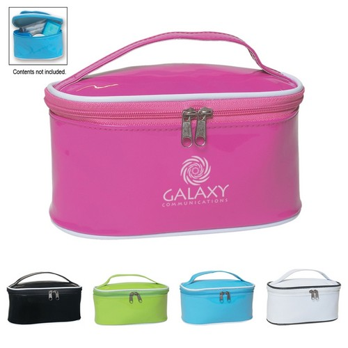 JH9456 COSMETIC Bag With Custom Imprint