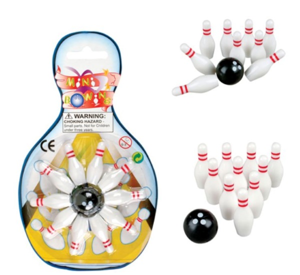 TR35105 Mini BOWLING Game