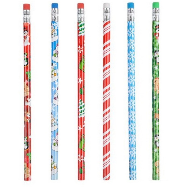 ZR69428 HOLIDAY Pencils