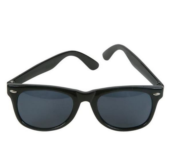GR00165 Black SUNGLASSES