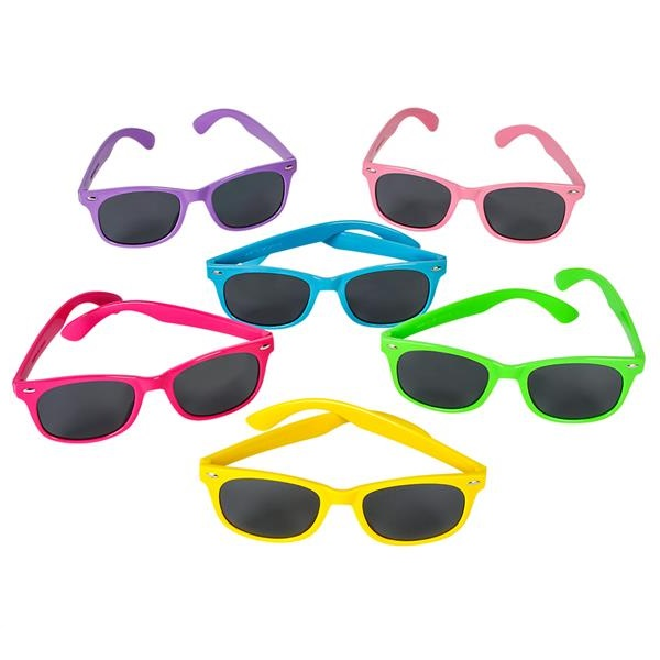 GR27312 Color Frame SUNGLASSES