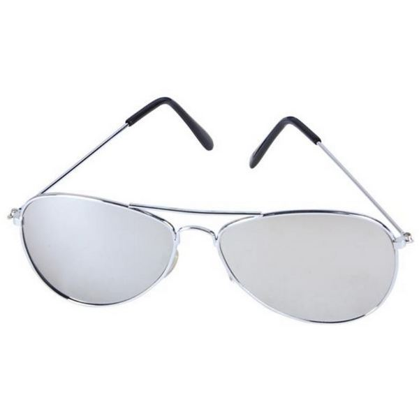 GR53069 Mirror Lens Aviator SUNGLASSES