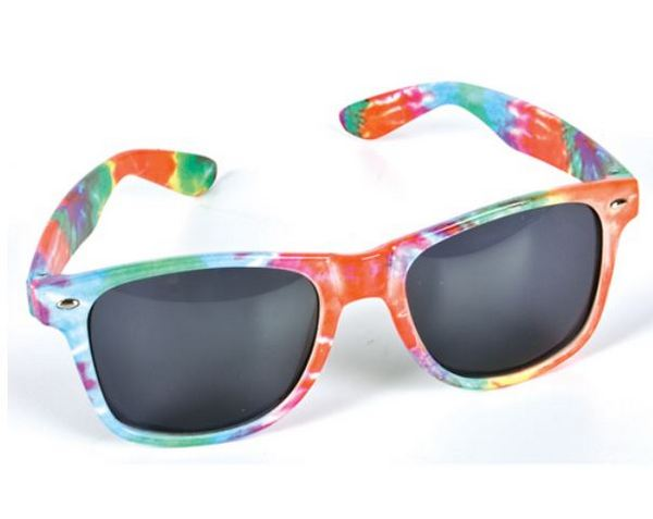 GR53359 Tie-Dye Color Frame SUNGLASSES