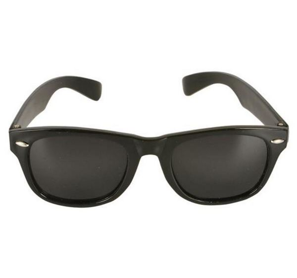 GR79328 Black Super SUNGLASSES