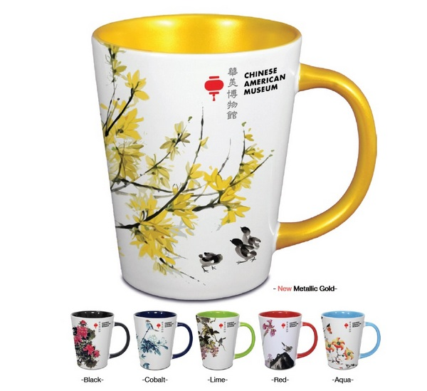 38bde5c92b0 ... Latte Ceramic Mug With Full Color Custom Imprint. Click to see larger  preview