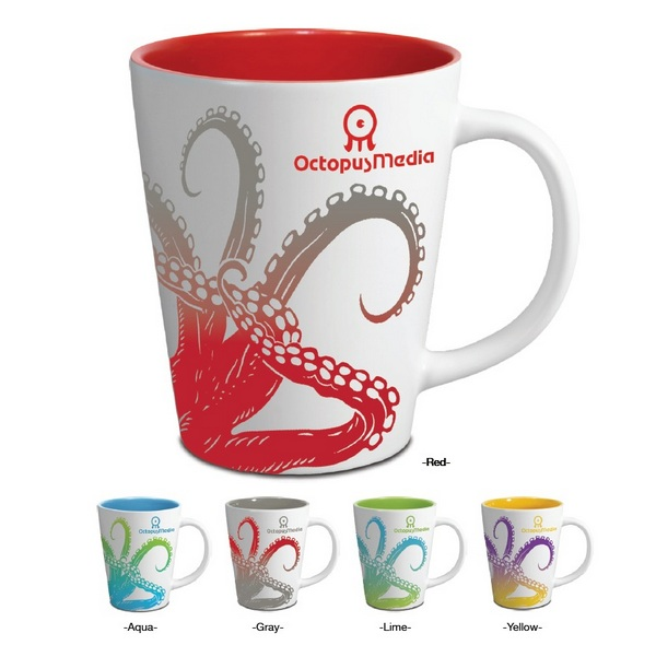 e63f002a122 ... Latte Ceramic Mug With Full Color Custom Imprint · Click to see larger  preview