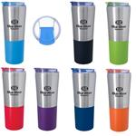 DH5307 21 Oz. Cheyenne Stainless Steel Tumbler With Custom Imprint