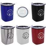 DH5447 12 Oz. Mason Stainless Steel Tumbler With Custom Imprint