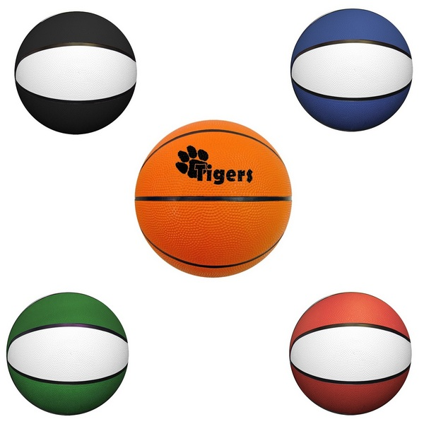 3284257ca31 TGB2950RR Full Size Rubber Basketballs 29.5