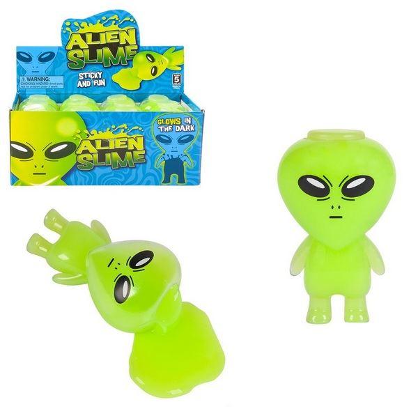 TR61894 Glow In The Dark Alien Slime